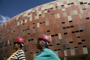 South Africa - FIFA Soccer City stadium image